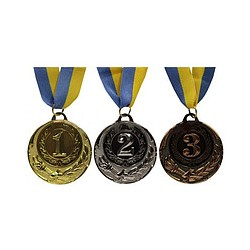 Медаль 2 место C-4872-2