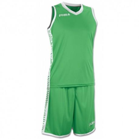 Форма баскетбольная зеленая Joma PIVOT 1227.004