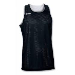 Майка баскетбольная черно-белая Joma ARO 100050.100