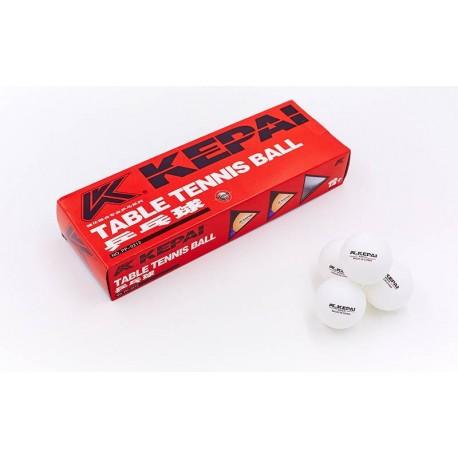 Шарики для настольного тенниса KEPAI PP-0212 (12шт)