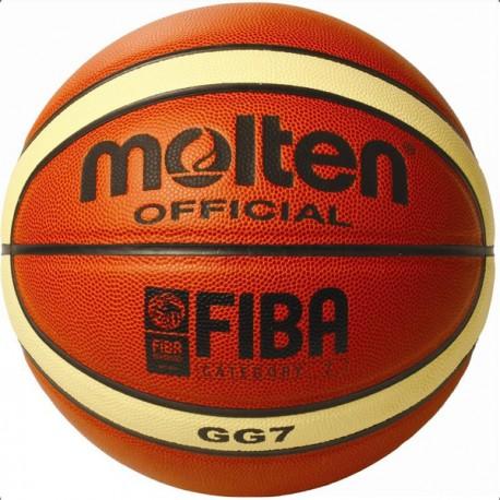 Мяч баскетбольный MOLTEN GG7