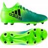 Детские футбольные бутсы Adidas JR X 16.3 FG BB5859