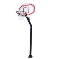 Стойка баскетбольная для улицы со щитом и кольцом