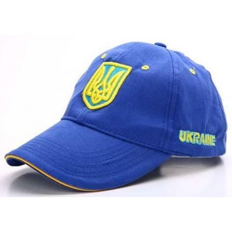 Кепка (Бейсболка ) Украина с вышивкой
