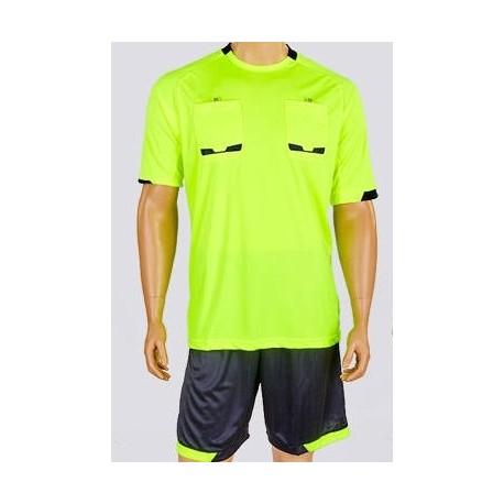 Форма футбольного судьи желтая CO-1270-LG