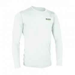 Термобелье (верх) Select Compression T-Shirt 569020 (белое)