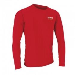 Термобелье (верх) Select Compression T-Shirt 569020 (красное)
