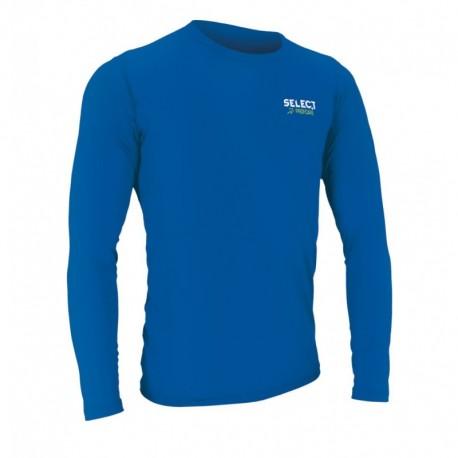 Термобелье (верх) Select Compression T-Shirt 569020 (синее)