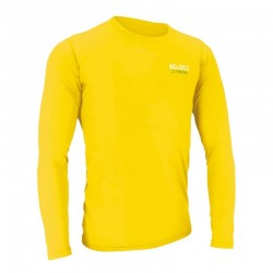 Термобелье (верх) Select Compression T-Shirt 569020 (желтое)