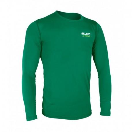 Термобелье (верх) Select Compression T-Shirt 569020 (зеленое)