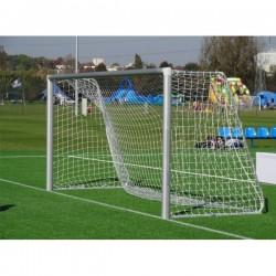 Ворота футбольные Yakimasport 5м x 2м алюминиевые, переносные