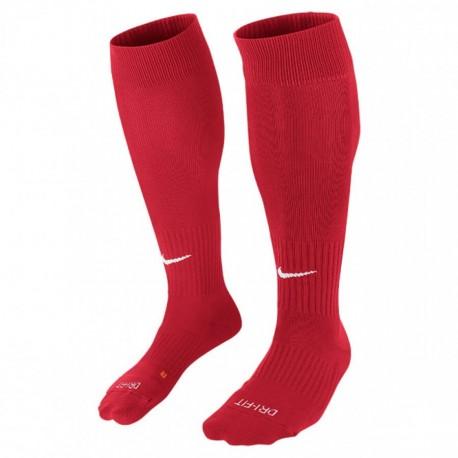 Гетры футбольные (красные) Nike Classic II Sock 394386-648