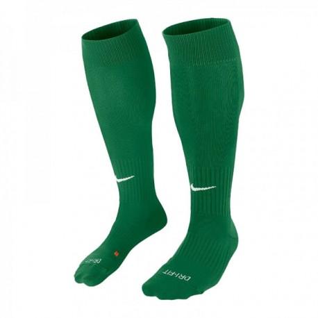 Гетры футбольные (зеленые) Nike Classic II Sock 394386-302