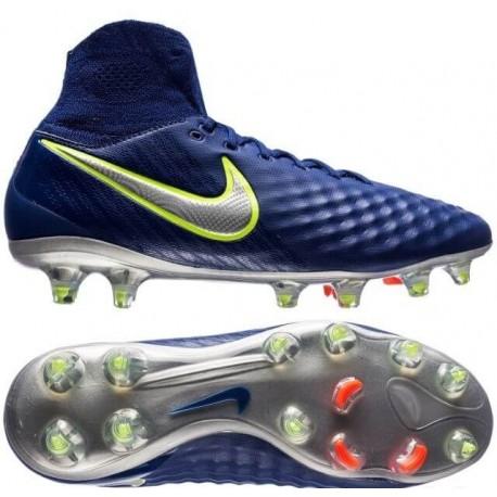 Детские футбольные бутсы Nike JR Magista Obra II FG 844410-409