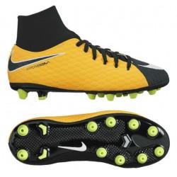 Детские футбольные бутсы Nike Hypervenom Phelon 3 Df Ag-pro JR 917770-801