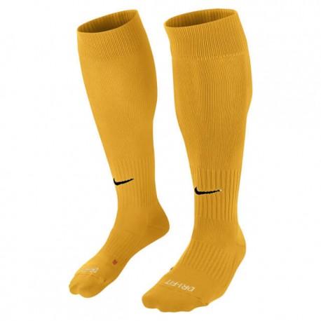 Гетры футбольные (желтые) Nike Classic II Sock 394386-739