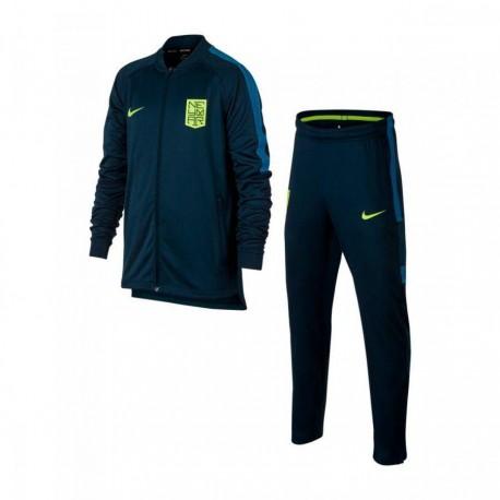 Спортивный костюм NIKE JR NYR DRY SQD TRK SUIT K 883125-454