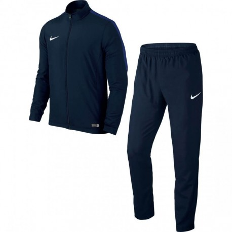 Спортивный костюм NIKE ACADEMY16 SIDELINE 2 WOVEN TRACKSUIT 808759-451 JR