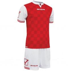 Футбольная форма GIVOVA KITC45.0312 красная