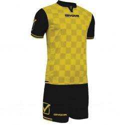 Футбольная форма GIVOVA KITC45.0710 желто-черная