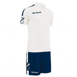 Футбольная форма GIVOVA KITC56.0304 белая