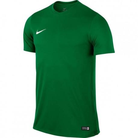Футболка игровая Nike Park VI Jersey 725891-302 зеленая
