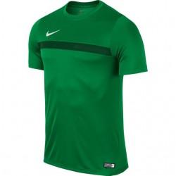 Футболка тренировочная NIKE ACADEMY16 725932-302 зеленая