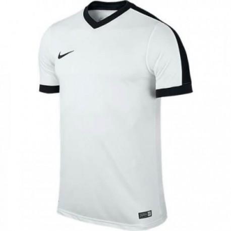 Футболка игровая Nike Striker IV 725892-103 белая с черным