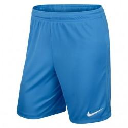 Шорты игровые Nike Park II Knit 725887-412 голубые