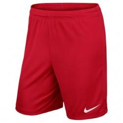 Шорты игровые Nike Park II Knit 725887-657 красные