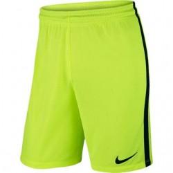 Шорты игровые Nike League Knit Short 725881-702 салатовые