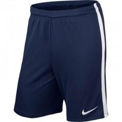 Шорты игровые NIKE League Knit Short 725881-410 темно-синие