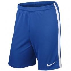 Шорты игровые NIKE League Knit Short 725881-463 синие