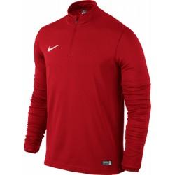Толстовка Nike Academy 16 Midlayer Top 725930-657 красная