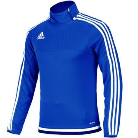 Топ тренировочный Adidas Tiro15 Training Top S22338 синий