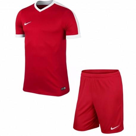 Футбольная форма NIKE красная 725892-657-725903-657