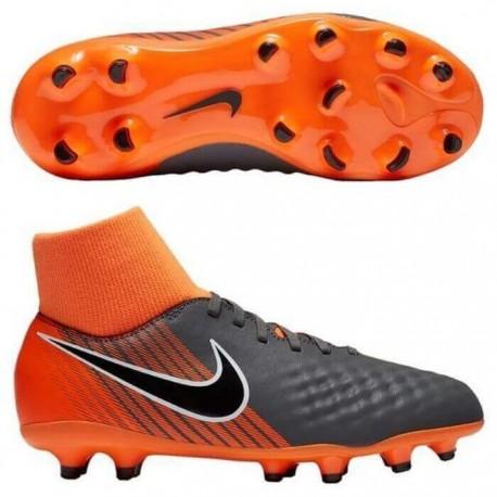 Футбольные бутсы NIKE OBRA 2 ACADEMY DF FG AH7303-080