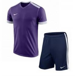 Футбольная форма Nike Dry Park Derby II 894312-547+725881-410 фиолетовая