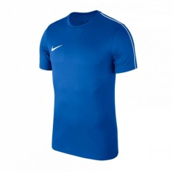 Футболка тренировочная Nike Dry Park 18 SS Top AA2046-463 синяя