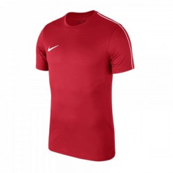 Футболка тренировочная Nike Dry Park 18 SS Top AA2046-657 красная
