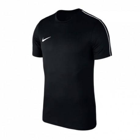 Футболка тренировочная Nike Dry Park 18 SS Top AA2046-010 черная
