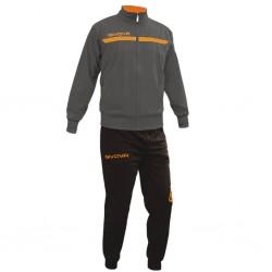 Спортивный костюм Tuta Givova One TT012.2328 серо-оранжевый