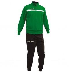 Спортивный костюм Tuta Givova One TT012.1310 зеленый