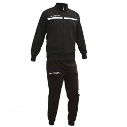 Спортивный костюм Tuta Givova One TT012.1003 черный