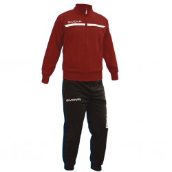 Спортивный костюм Tuta Givova One TT012.0810 бордовый