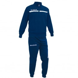Спортивный костюм Tuta Givova One TT012.0403 темно-синий