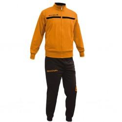 Спортивный костюм Tuta Givova One TT012.0110 оранжевый