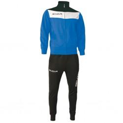 Спортивный костюм GIVOVA TUTA CAMPO TR024.0210 голубой