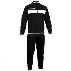Спортивный костюм GIVOVA TUTA DROPS LF11.1003 черный