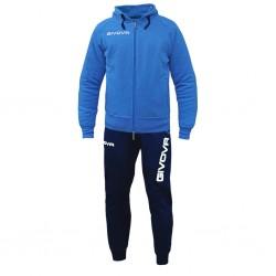 Спортивный костюм GIVOVA TUTA KING LF11.0204 голубой